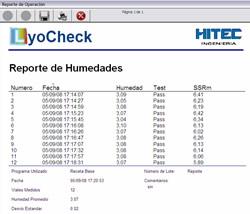 LyoCheck®