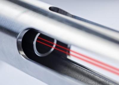Analizadores de gases -> Medición en  línea de O2, CO y H2O.