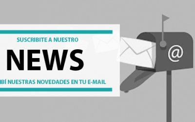 Suscribite a nuestro news !