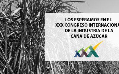 Presentes en el XXX Congreso Internacional de la caña de azúcar