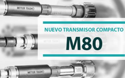 Mettler Toledo presenta un nuevo transmisor compacto para instalar en pequeños biorreactores de mesada